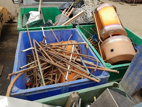 scrap metal clearance Essex and Hertfordshire